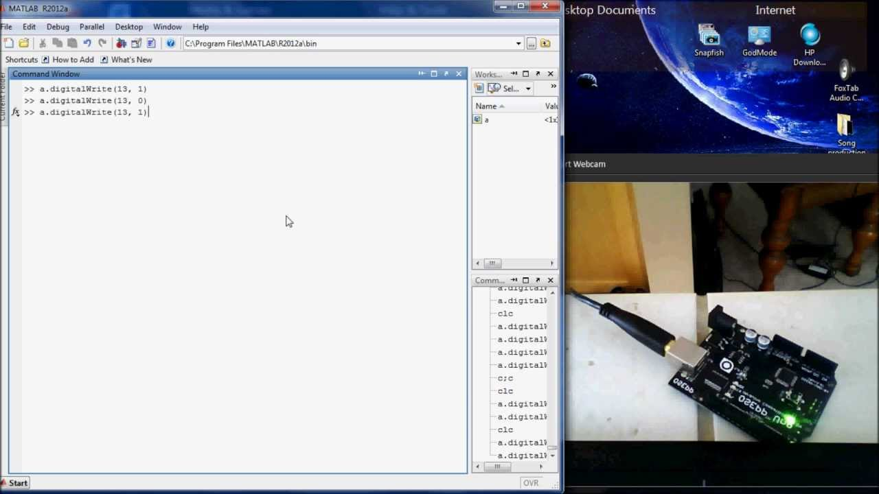 Arduin and matlab GUI - MATLAB Answers - MATLAB