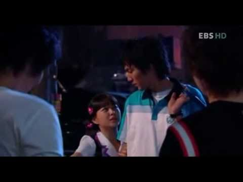 Secret Campus Lee min ho and Park bo young CUT SCENE (ENG SUB)