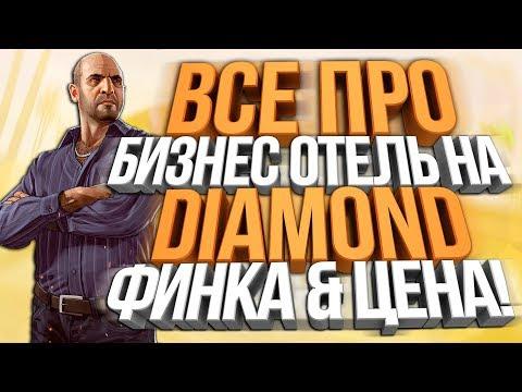 ВСЁ ПРО БИЗНЕС ОТЕЛЬ НА DIAMOND RP!
