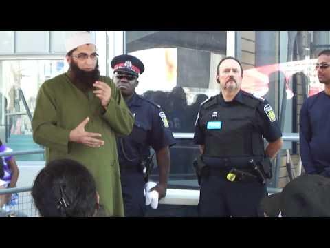 Junaid Jamshed in Mississauga Speech On Azan, Adhan, Salah (Call To Prayer) (Muslim Fest 24-07-11) Music Videos