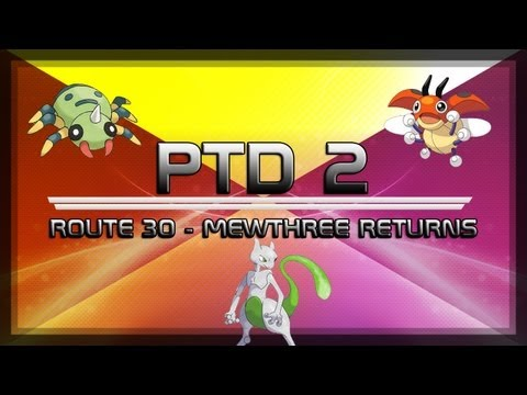 Pokemon Tower Defense 2 - Story Mode v1.23 - Route 30 - Mewthree Returns!