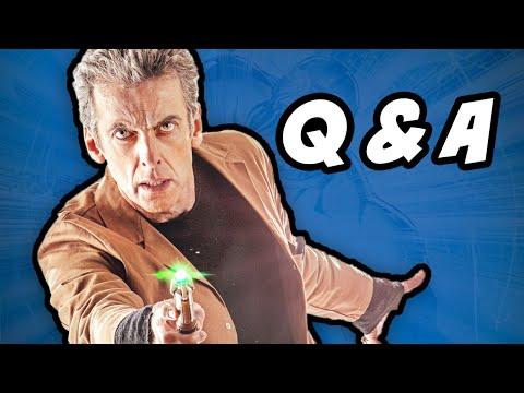 Doctor Who Season 8 Episode 6 Q&A - The Caretaker