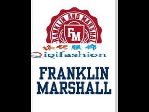 MOLETON FEMININO da Franklin & Marshall qiqifashion