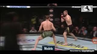 Khabib VS conor megregor crazy fight!!!!!