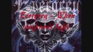 Watch Evergrey When Darkness Falls video