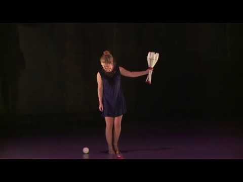 Strange Forces - Lynn Scott - Juggling