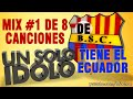 Barcelona Sporting Club - Canciones