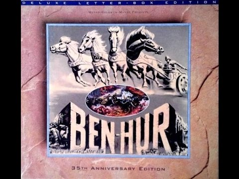 Opening To Ben-Hur:35th Anniversary Edition 1994 VHS