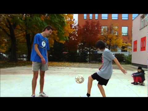 Football Freestyle - Skora,Marcel,Mikolaj