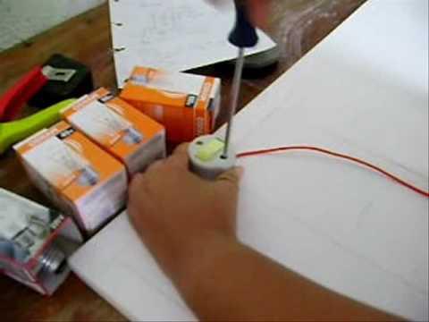 Montando um circuito paralelo
