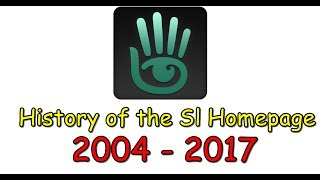 SL Special: History of the Second Life Homepage (2004 - 2017)