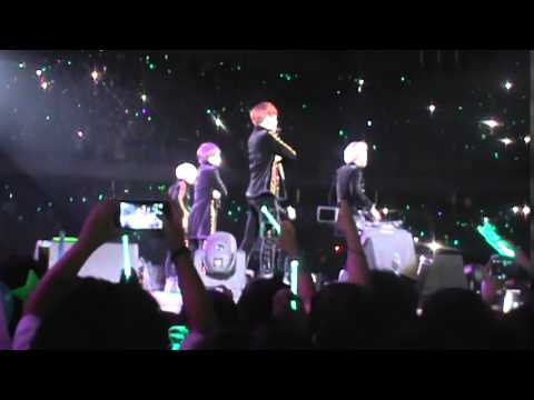 SHINEE WORLD III in Chile - RING DING DONG