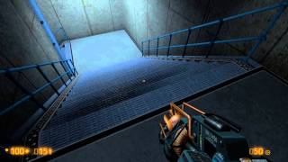 Black Mesa: Secret room under the stairs [Chapter: Questionable Ethics]