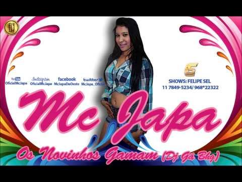 Mc Ponesa - Os Novinhos Gamam (DJ Gá BHG)
