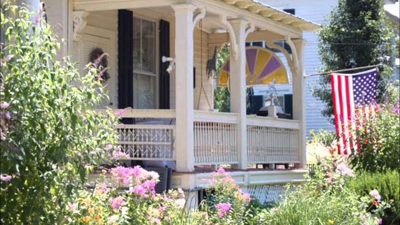 Part 2 Porch Railing Designs By Front Porch Ideas Youtube