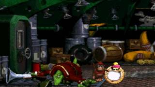 Donkey Kong Country 2 102% Walkthrough : The Flying Krock - K. Rool Duel