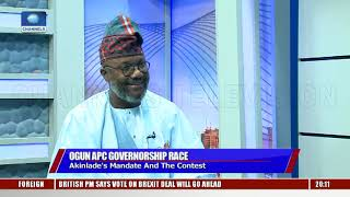 Gov'ship Race: How I Was Out-schemed Despite APC Consensus- APM's Akinlade Pt.2 |Politics Today|