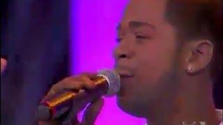 """Yo me LLamo Romeo Santos """"Su veneno""""  Yo me Llamo Ecuador 2013 Gala#33"""