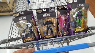 Infinity War Toy Hunt (Forgot I Had A Gift Card)