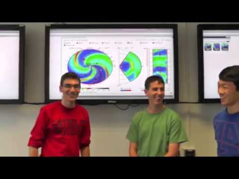 July 23, 2012 Flare, CME and SEP: NASA Summer Interns Discuss Exciting Space Weather Event!