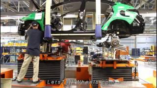 Hyundai Motor Manufacturing Alabama Plant Tour