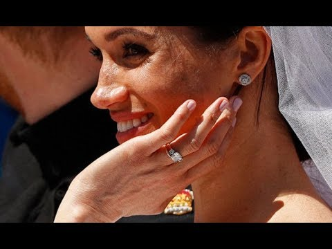 Meghan Markle's wedding band from Prince Harry sparks SURGE in sale of Welsh gold rings - Daily News