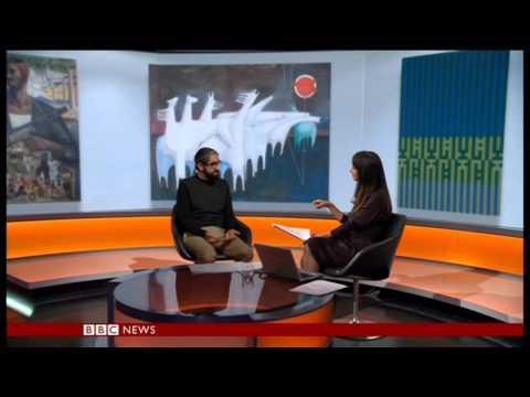 BBC interview with Sultan Sooud Al Qassemi on Arab art