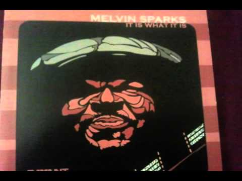 Melvin Sparks - Got The Blues?