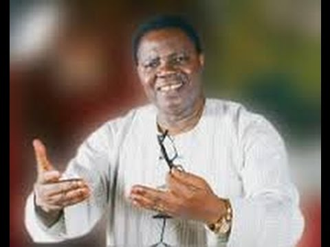 Chief Commander Ebenezer Obey What God Has Joined Together