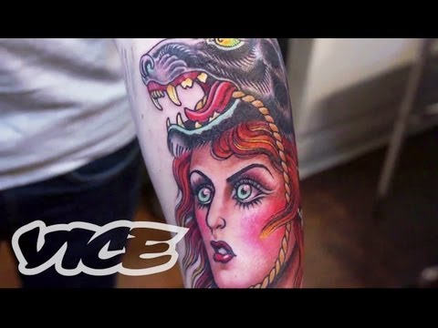 Tattoo Age: Valerie Vargas (Part 1/3)