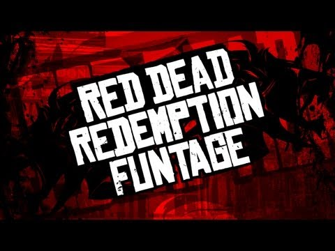 Red Dead Redemption Funtage: Random Adventures! (#1)