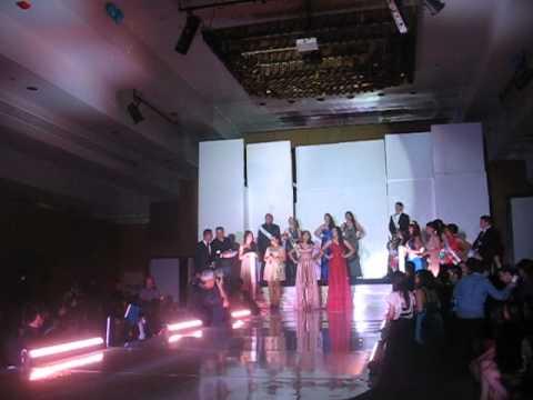 Srita. y Mr. Ibero 2012-2013