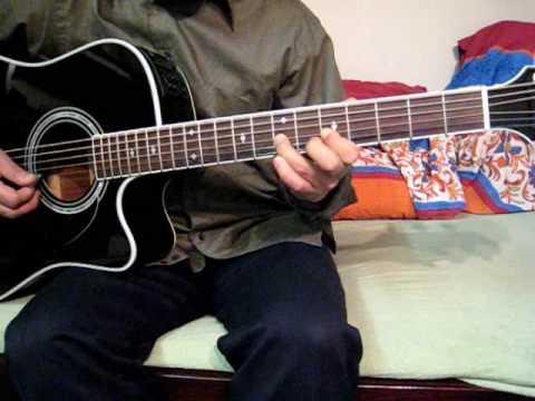 Bai Tap 14 Guitar - Ky Thuat Solo - Cuoi Cung