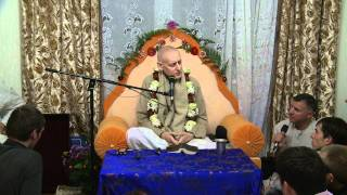 2011.10.14. BG 9.14 Lecture HG Sankarshan Das Adhikari - Kaliningrad, Russia