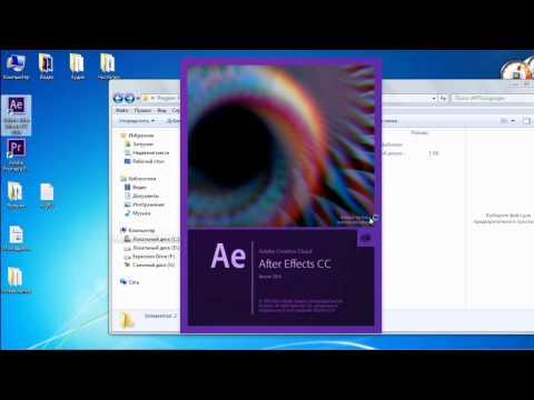 Как поменять язык в After Effects CC 2014 и Premier Pro CC