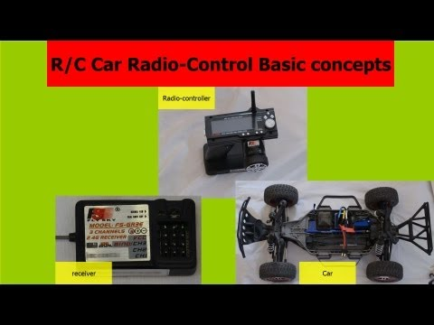 R/C Car Radio-Control Basics