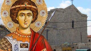 Православный календарь. Обновление храма  Великомученика Георгия Победоносца в Лидде. 16 ноября 2020