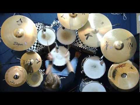 Bullet For My Valentine   Tears Don't Fall - Drum Cover By Max Mateo (argentina) video