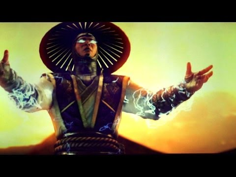 Raiden Revealed - Mortal Kombat X