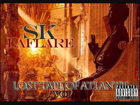 Sk Laflare - Ariana Grande [Lost Tape of Atlantis Vol. 1] (2012)