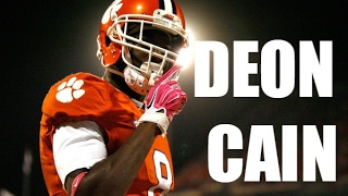 Deon Cain || Deep Threat || Clemson Highlights