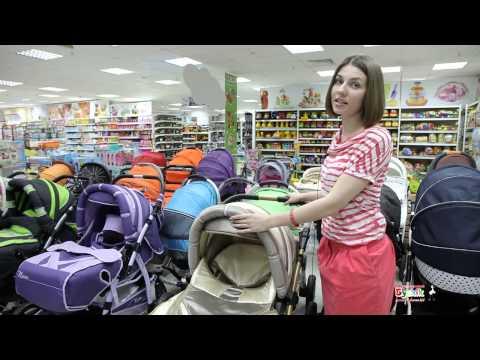 Видео как правильно выбрать коляску