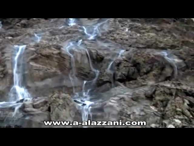 احمد العزاني  بعض اعمالي 2 شلالات