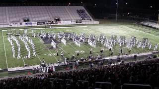 Bixby High School Marching Band, OBA 2016