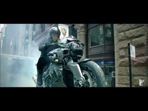 DHOOM 3 Theatrical Trailer (2013)