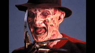 Freddie Krueger's lullaby song