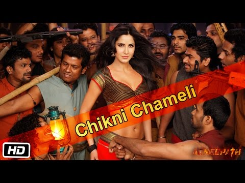 Katrina Kaif - Chikni Chameli - The Official Song