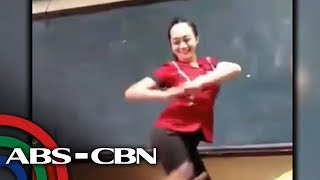 Rated K: The Viral Dancing Teacher  from ABS-CBN News