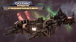Battlefleet Gohic Championship, Match 4