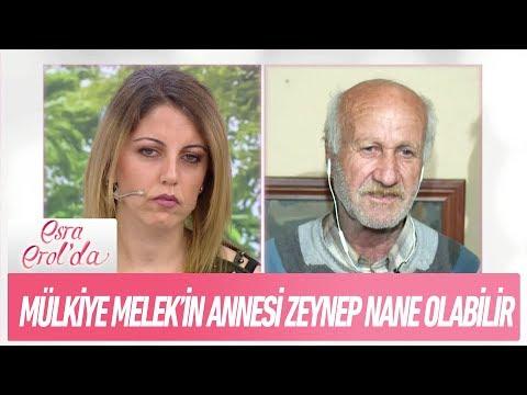 """""""Mülkiye Melek'in annesi Zeynep nane olabilir!"""" - Esra Erol'da 14 Aralık 2017"""